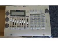 BOSS BR 600 digital multitrack recorder