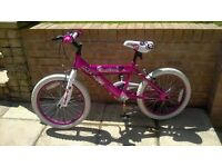 Girls Huffy Bike