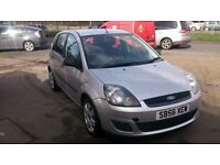 FORD FIESTA STYLE CLIMATE(2007)1.2