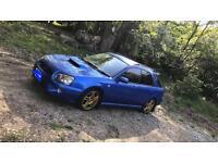 Subaru impreza turbo 2005