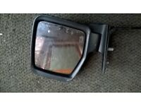 Peugeot Citroen Fiat drivers side mirror