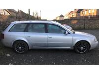 DIESEL AUDI A6 TDI LIMITED EDITION 1.9L (2003) with anniversary wheels