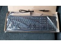 Universal USB keyboard
