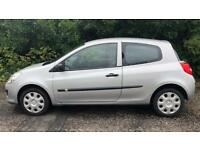 RENAULT CLIO EXTREAME LOW MILES FAMILY CAR 1.2L (2008) full year mot