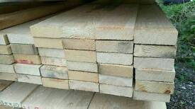 3x1 Rough Sawn Timber 4.5mtr Lengths