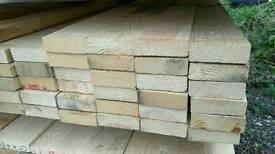 3x1 Rough Sawn Timber 4.5mtr Lengths