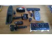 LOT of SPARES Renault Clio 04/05. Switches, Bits ALL WORKING