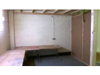 Small workshop with facilities WIRRAL