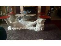 mermaid coffee table