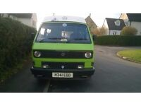25 year old campervan, model T25 solid and reliable. Have been using it daily. No rust on body work.
