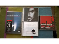 George Michael collection CD & DVD