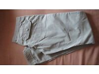 Lee Cooper; NEW Green Vintage Style Trousers Size 10