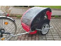 Infantastic bike trailer