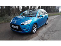 CITROEN C3 1.6HDI EXCLUSIVE, £20 road tax, 2011
