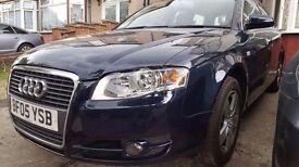 Audi A4 2005 mint