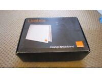 Orange/EE Wireless router Livebox. for wireless or Wired or both