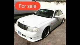 Nissan Gloria V6 turbo Rwd p/x cash my way?