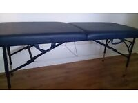 Sturdy Massage/Reiki/Beauty table
