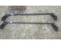 Mk2 golf roof bars genuine vw