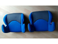 Kids car seats x 2