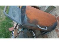 FREE OLD BBQ IDEAL FOR DECORATIVE?SCRAP?