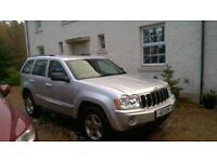 Grand Cherokee Jeep Limited 3.0 CRD 2009