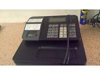 Casio Shop Till cash register SE-G1