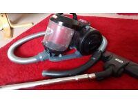 Vax C85-EW-PE Bagless Cylinder Vacuum Cleaner