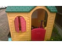 little tikes play summer house
