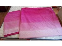 Pillowcase and duvet cover (doublebed)