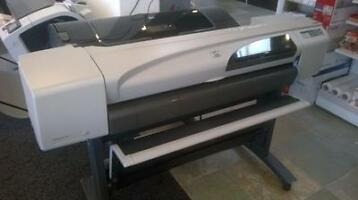 HP Designjet 500 grootformaat printer A1 of A0 plotter