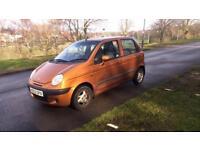 Daewoo Matiz SE+ 1.0 Petrol 2003 only 54,000 miles