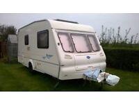 Good Condition Baileys Caravan 2003 - One Previous Owner