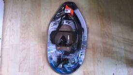 Mask and Snorkel Set