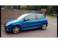Peugeot 206 1.4 hdi £30 tax