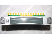 Level One, 24 port 10/100Mbps Smart switch, FSW-2440TX