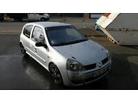 Renault Clio 172 track car quick