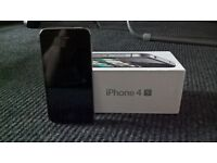 iPhone 4s 8gb Immaculate in box