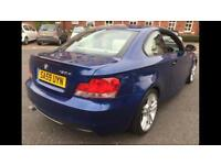 BMW 1 SERIES 120d M SPORT 2009 COUPE