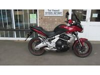 KAWASAKI KLE650 VERSYS 2011 MODEL IN VERY GOOD CONDITION