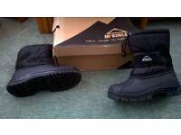 McKinley snow boots
