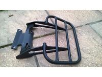 Motorcycle Motorbike luggage rack off Suzuki GS500
