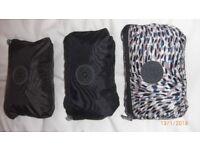 Kipling Brown foldable Bag collection