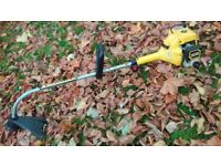 Serviced Petrol Strimmer McCulloch MT270X