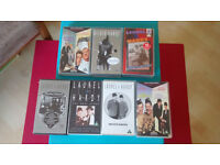7 Rare Laurel and Hardy VHS tapes