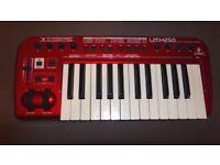 Behringer UMX250 25key USB Keyboard
