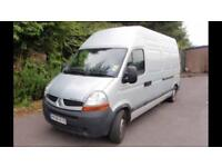 Man With A Large Van Available For Removals / Deliveries / Collections / sofa / table / chairs etc