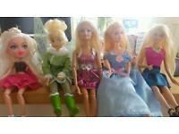 Barbie doll £2 each