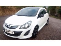 14 Plate Corsa 1.2 Limited Edition, 1 owner, only 13500 Miles!!