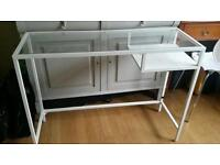 IKEA VITTSJÖ Desk / Laptop table